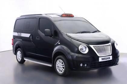 Nissan London Taxi
