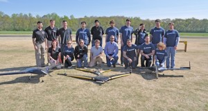 AerosPACE student team