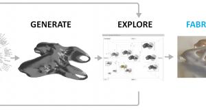 Dreamcatcher workflow. Source: Autodesk