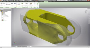 Autodesk Inventor update introduces Shape Generator, a topology optimization feature embedded in the CAD modeling environment.