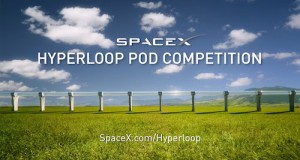ANSYS is donating simulation software to teams participating in SpaceX's Hyperloop pod design competition. Image Courtesy of SpaceX