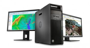 The new HP Z640 workstation, powered by Intel Xeon E5-1600 V4 processors with Intel Turboboost technology (image courtesy of HP).