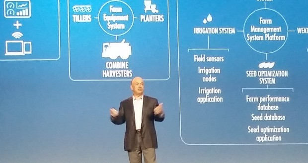 PTC CEO Jim Heppelmann at LiveWorx 2016.