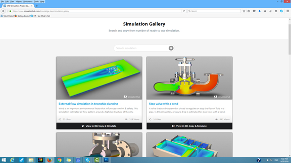 SimulationHub delivers SaaS-style CFD from a browser.