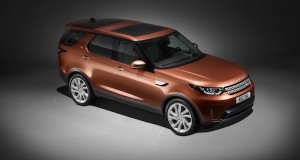 Over 1,000 simulations were run during the course of development for the new Land Rover Discovery. Image Courtesy of Jaguar Land Rover
