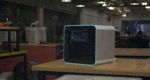 Next Dynamics' NexD1 printer, now on Kickstarter (image courtesy of Next Dynamics).