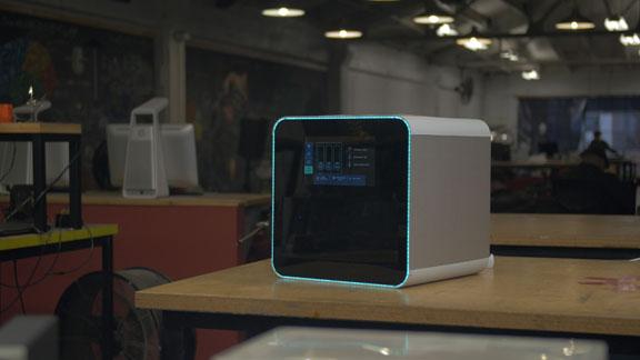 Next Dynamics' NexD1 printer, now on Kickstarter (image courtesy of Next Dynamics).