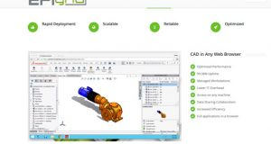 EpiGrid began offering VDIs configured to run SOLIDWORKS in the cloud.