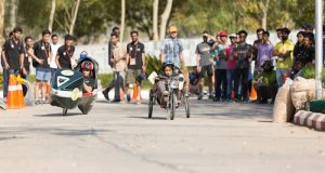 ASME E-Fests feature fun, festivals, and the Human Powered Vehicle Competition. Image Courtesy of ASME