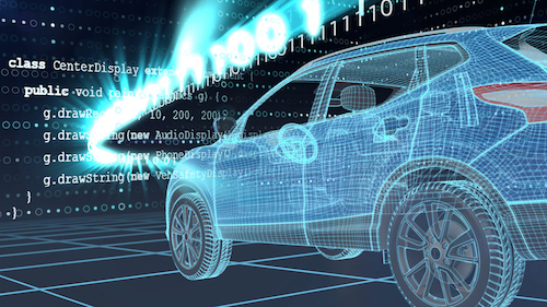 Siemens' new automotive solution offers seamless integration between the Polarian ALM and Teamcenter PLM platforms. Image Courtesy of Siemens PLM Software.