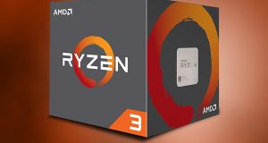 AMD's Ryzen 3 platform rounds out the processor family aimed at high performance computing. Image Courtesy of AMD