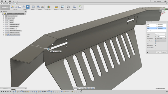 autodesk adds ecad and sheet metal to fusion 360 - Digital