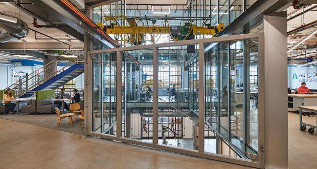 Autodesk BUILD Space, Boston