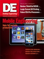 Desktop Engineering, February 2013 Digital Edition