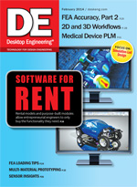 Desktop Engineering, February 2014 Digital Edition