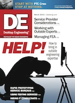 Desktop Engineering, March 2013 Digital Edition