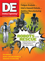 Desktop Engineering, June 2013 Digital Edition