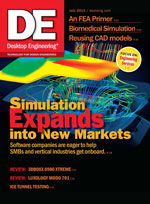 Desktop Engineering, July 2013 Digital Edition
