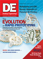 Desktop Engineering, October 2013 Digital Edition