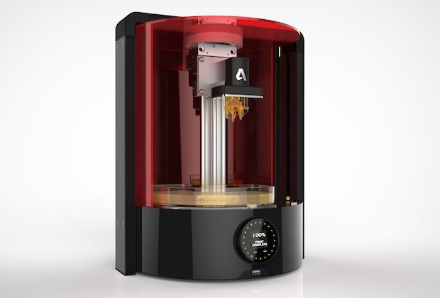 A render of Autodesk's planned 3D printer.