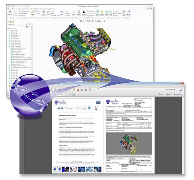 Creo 3D PDF