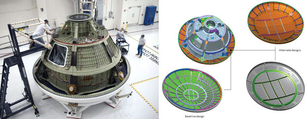 the orion shield project analysis Officials from nasa and the gao testify at a hearing on cost overruns at the  space agency.