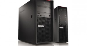 With its new chassis design, the P300 marks the first entry-level system in Lenovo's new ThinkStation workstation series.
