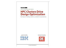 HPC Clusters Drive Design Optimization