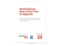 Workstations: Now is the time to Upgrade