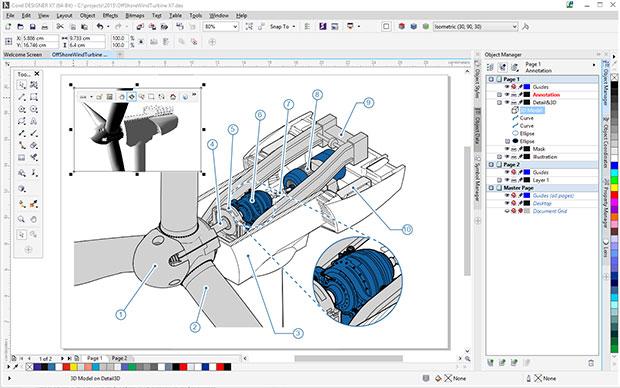 Corel Designer Technical Suite X Free Download