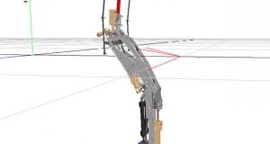 Byrun Robotic Leg