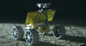 Team Astrobotic Google Lunar XPRIZE Rover