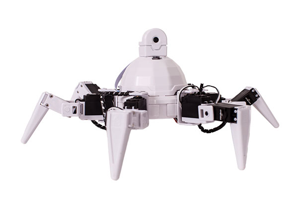 Robotics design software tools ez robot built a robot platform using blender and altium designer image courtesy of ez robot malvernweather Gallery