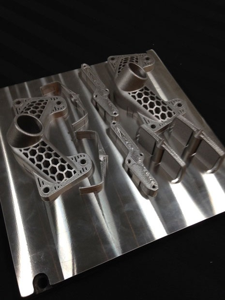 Stratasys Direct Manufacturing Metal Additive Manufacturing