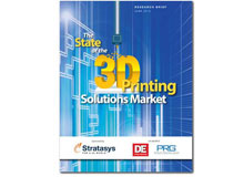 Research: The State of the 3D Printing Solutions Market
