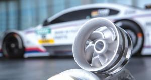 BMW 3D-printed water pump