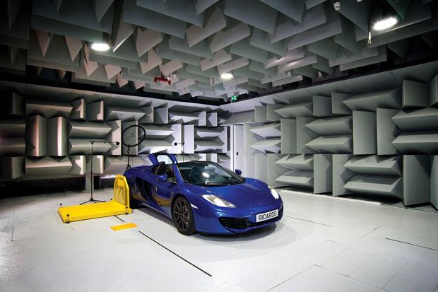 Ricardo Test Facility