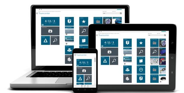 Siemens PLM Software Active Workspace