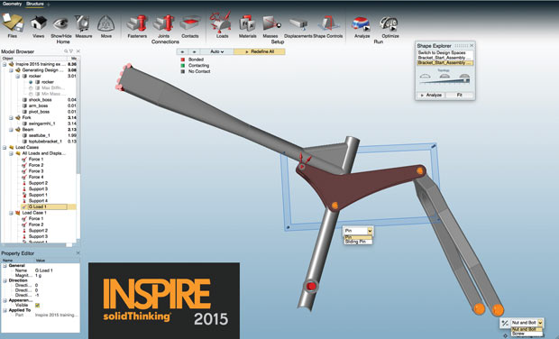 solidThinking Inspire 2015
