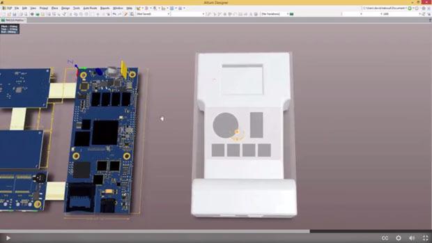 Altium 3D PCB Design Tool Sees Major Update