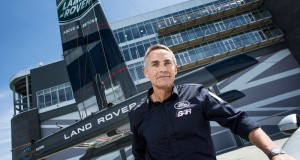 Land Rover BAR CEO Martin Whitmarsh. Image courtesy of Harry KH/ Land Rover BAR.
