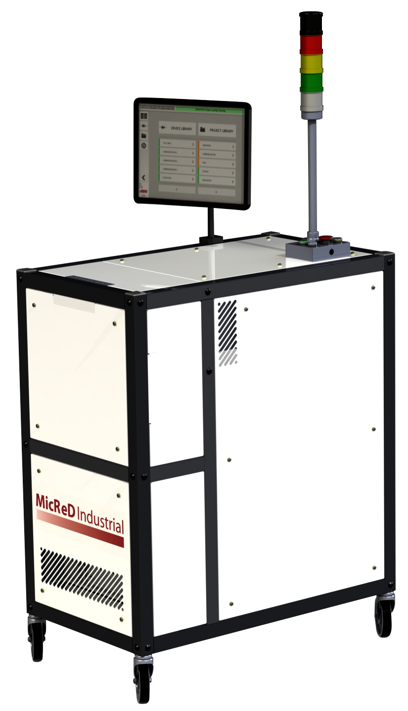 Electronics Testers Needed : Mentor graphics launches micred power tester a
