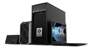 BOXX TECHNOLOGIES has computing solutions designed specifically for design engineering work in a form factor to meet your needs.