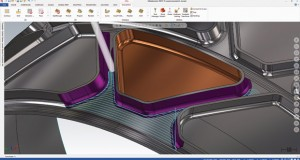 CNC Software has announced the availability of the 2017 release of its Mastercam CAD/CAM software suite for 2- through 5-axis routing, milling and turning, 2- and 4-axis wire EDM, 2D and 3D design, surface and solid modeling and Swiss machining. Image courtesy of CNC Software Inc.