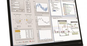National Instruments has released the 2016 version of its LabVIEW integrated development environment for engineers and scientists building measurement and control systems. Image courtesy of National Instruments.