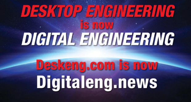 Desktop Engineering is now Digital Engineering
