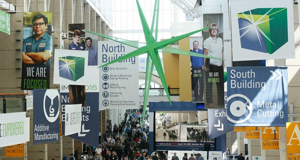 This year's IMTS had over 115,000 attendees. Image courtesy of IMTS.
