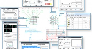 ZWSOFT has announced the availability of ZWCAD Mechanical 2017, its specialized product for mechanical 2D drawings. Image courtesy of ZWCAD Software Co., Ltd. (ZWSOFT).