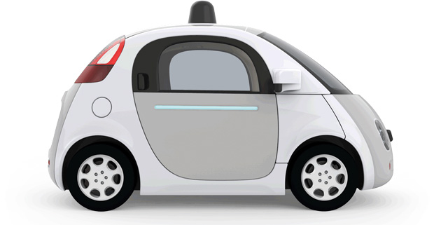 Google claims to have logged over 1.5 million miles and accumulated the equivalent of over 75 years of driving experience with its self-driving car project. Image courtesy of Google.