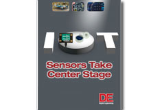 IoT: Sensors Take Center Stage